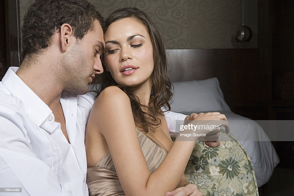 Sexy couple : Stock Photo