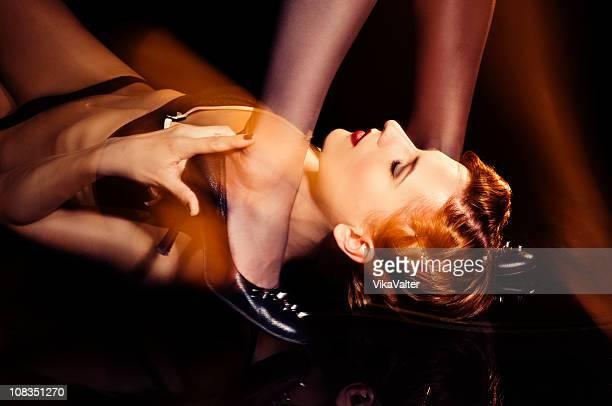 sexy dreams - fetichismo fotografías e imágenes de stock