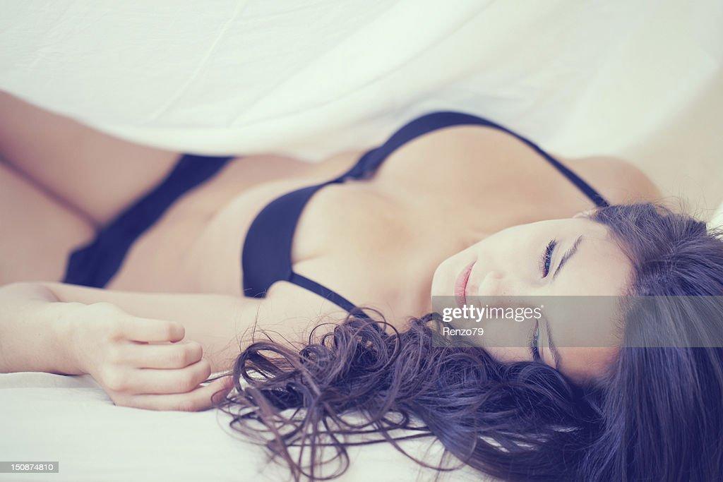 Sexy female Model : Stock Photo