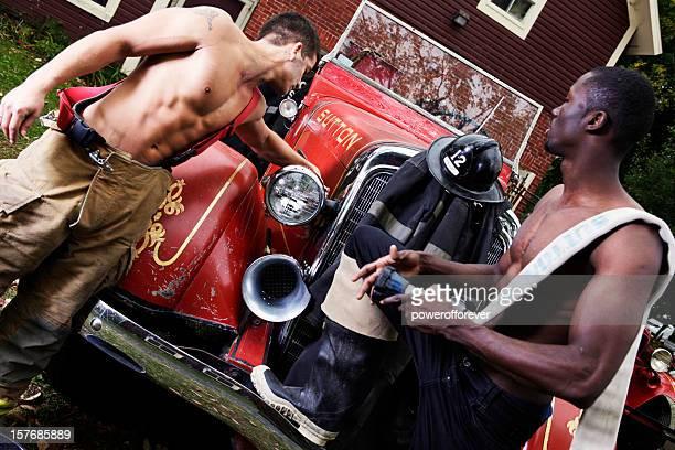 Sexy Firemen