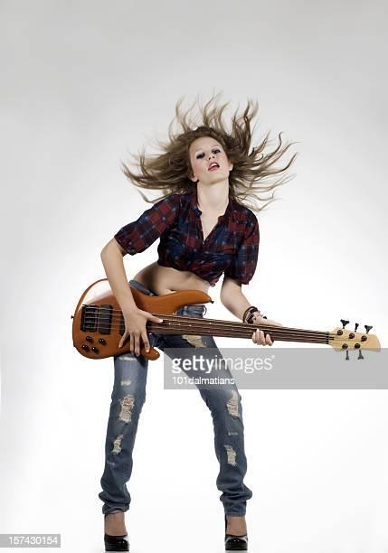 Sexy Guitariste
