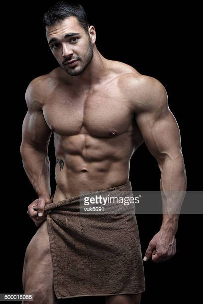 Sexy Black Men Shirtless Stock Photos And Pictures  Getty -1795