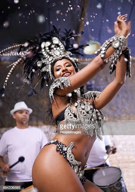 Sexy sempre foi uma parte do samba