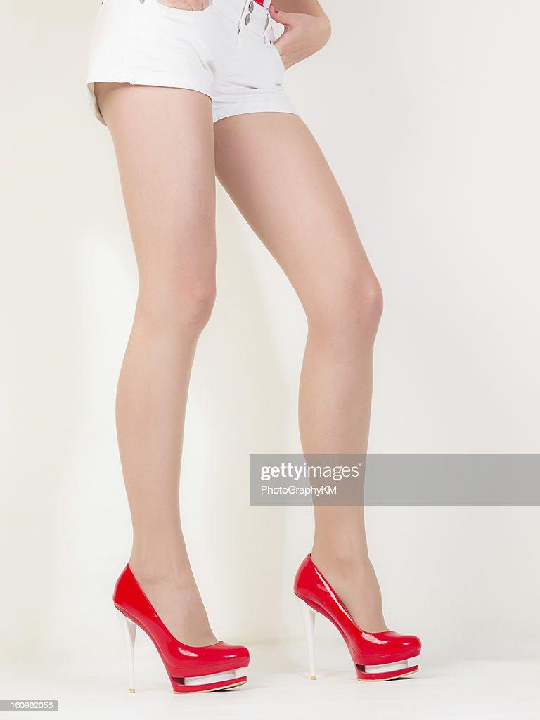 Sexy Legs : Stock Photo