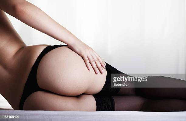 sexy legs - bare bottom women stock photos and pictures