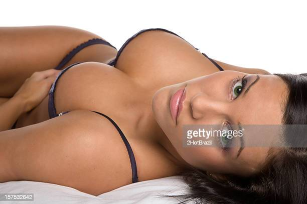 sexy lingerie - pants stock photos and pictures