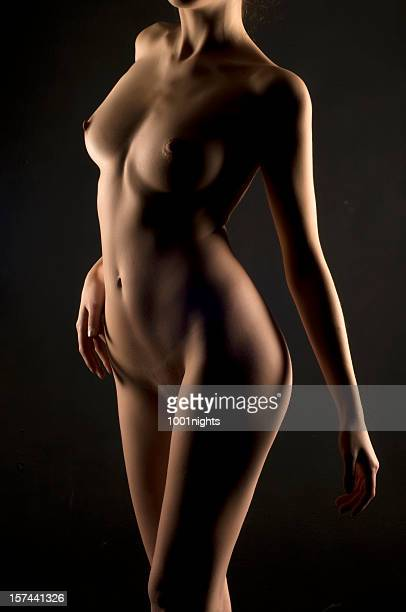 sexy nude woman - naturism stock photos and pictures