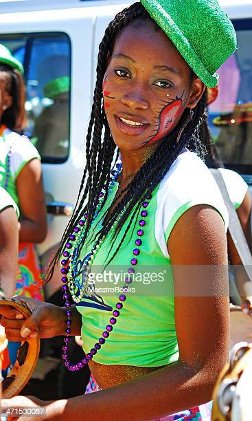 Sexy reveller in Jacmel
