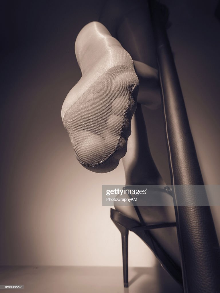 Sexy Toe : Stock Photo
