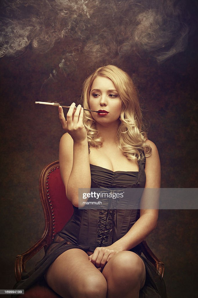 sexy women smoking sex