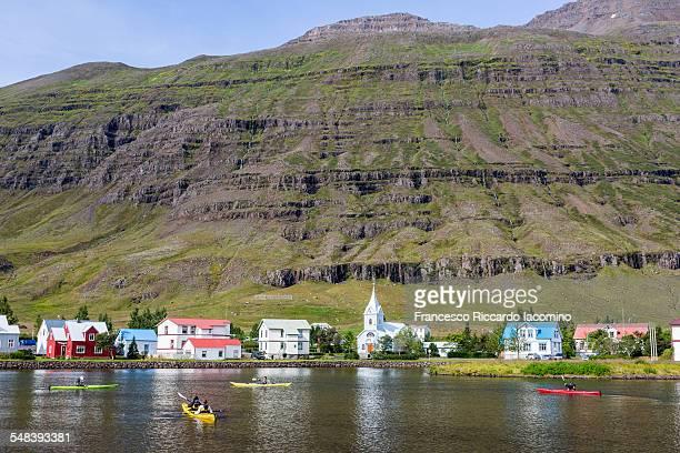 Seydisfjordur, Eastfjords, Iceland