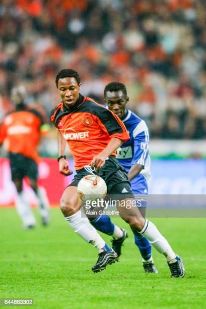 Seydou KEITA / Mickael ESSIEN Bastia / Lorient Finale de Coupe de France Photo Alain Gadoffre / Icon Sport