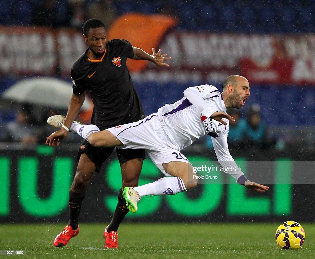 AS Roma v ACF Fiorentina - TIM Cup : News Photo