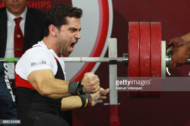 60 Top World Para Powerlifting Championships Mexico 2017 Day