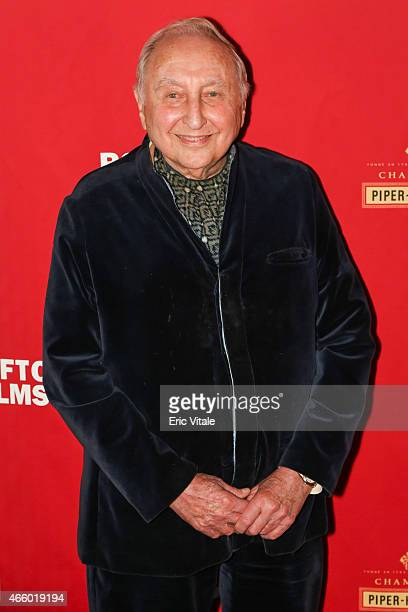 Seymour Bernstein attends as Champagne Piper-Heidsieck and Rooftop Films present a special preview of Ethan Hawke's new documentary 'Seymour: An...