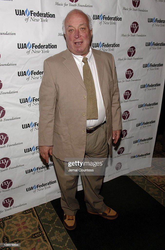 Seymour Stein during 2005 UJA Music Visionary of the Year Awards - Arrivals at The Pierre Hotel Ballroom in New York City, New York, United States.