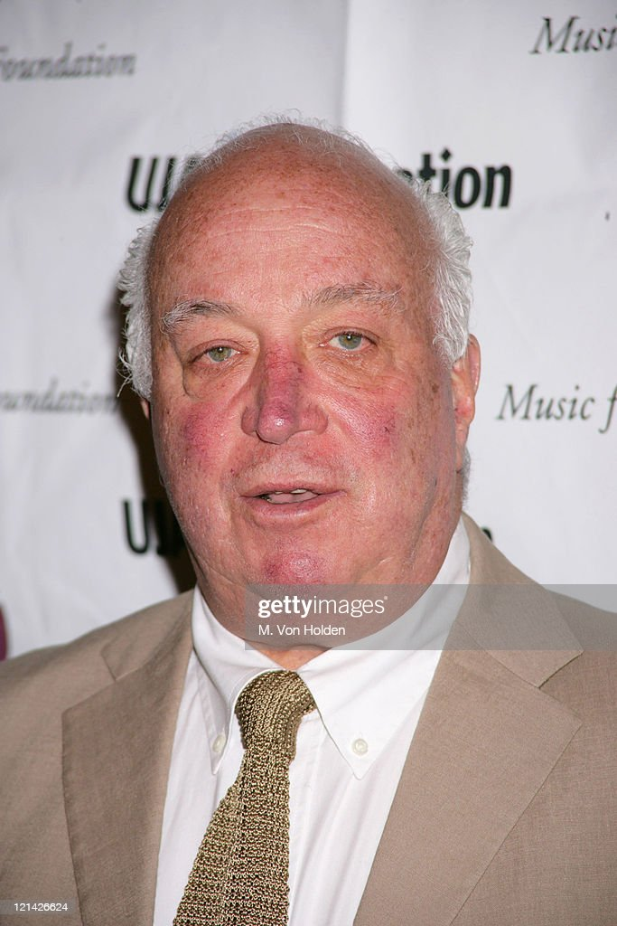 Seymour Stein during New York's Music Visionary Awards at Pierre Hotel Ballroom in New York, New York, United States.