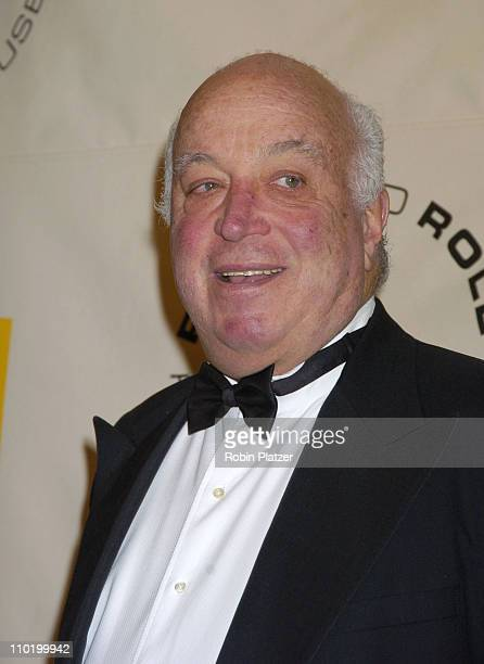 Seymour Stein during The 19th Annual Rock and Roll Hall of Fame Induction Ceremony - Arrivals at Waldorf Astoria in New York City, New York, United...