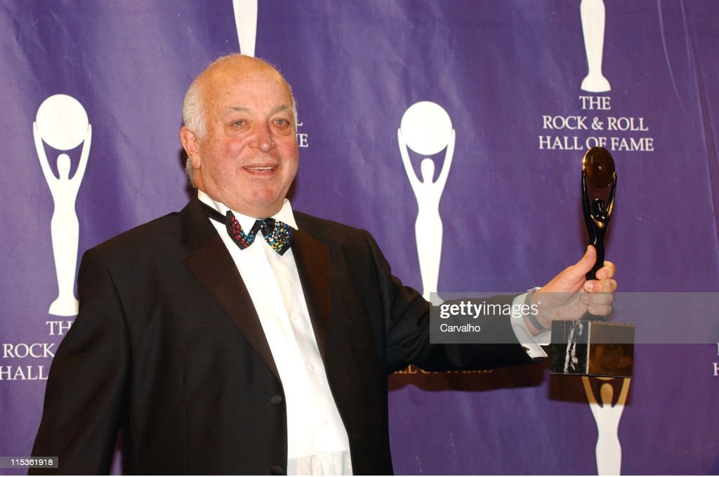 20th Annual Rock and Roll Hall of Fame Induction Ceremony - Press Room