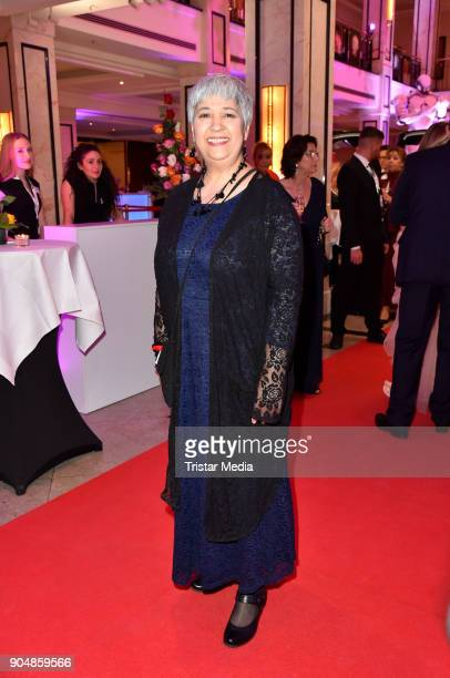 Seyran Ates attends the 117th Press Ball on January 13 2018 in Berlin Germany