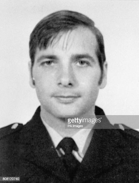 Sgt David Winter who was shot dead in Malton North Yorkshire during a hunt for gunman Barry Prudom He was called to a public house to investigate a...