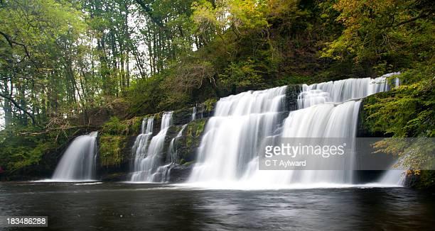 Sgwd Pannwr Waterfall