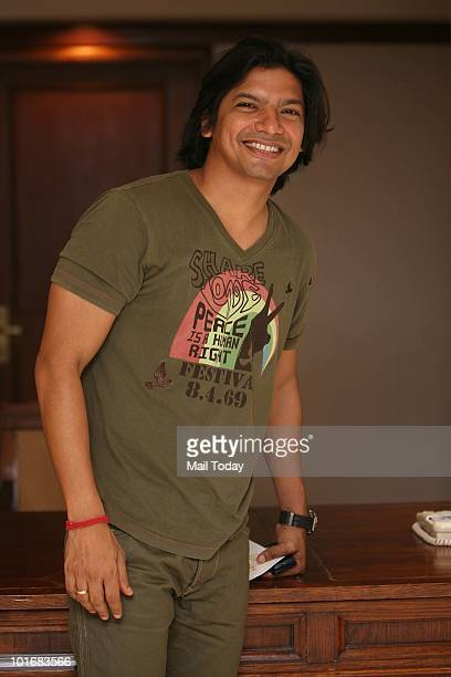 Shaan at the IIFA Awards in Colombo on June 5 2010