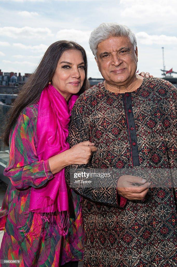 Shabana Azmi And Javed Akhtar Prepare To Perform In Kaifi Aur Main
