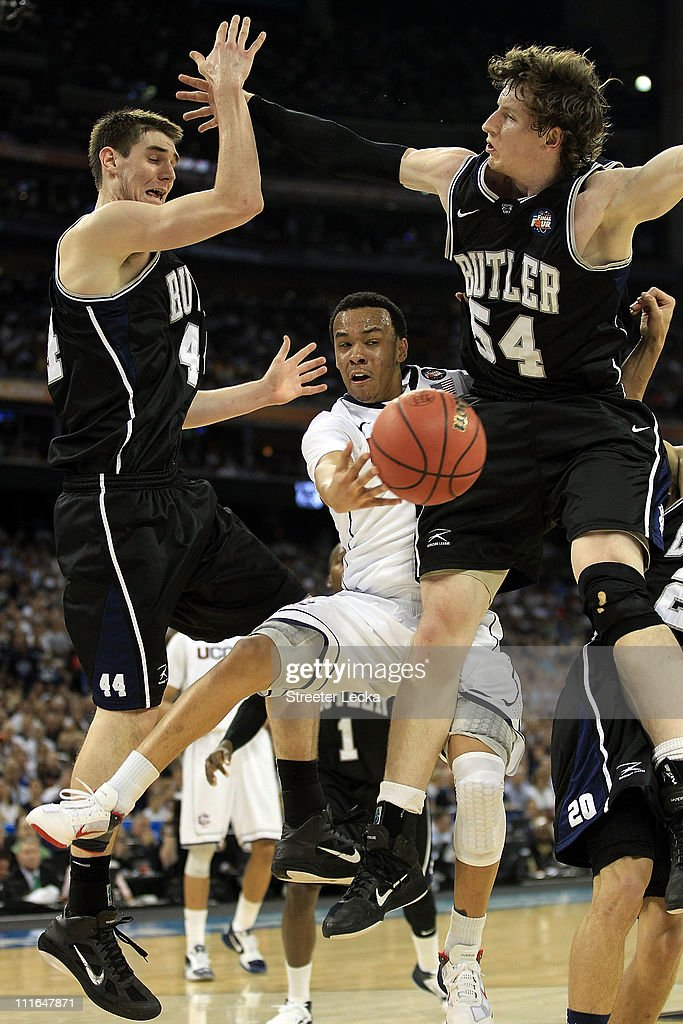 NCAA Men's Championship - Butler v UConn