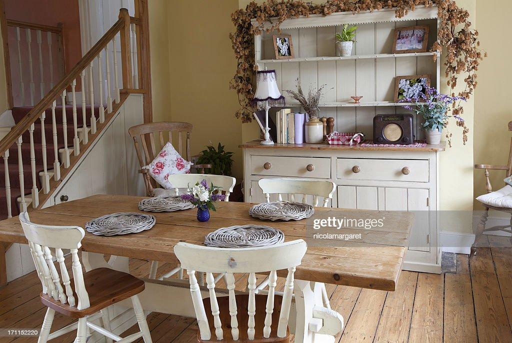 Shabby Chic Kitchen : Stock Photo