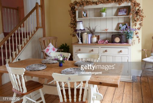 chic kitchen accessories shabby chic kitchen stock photo getty images 2161