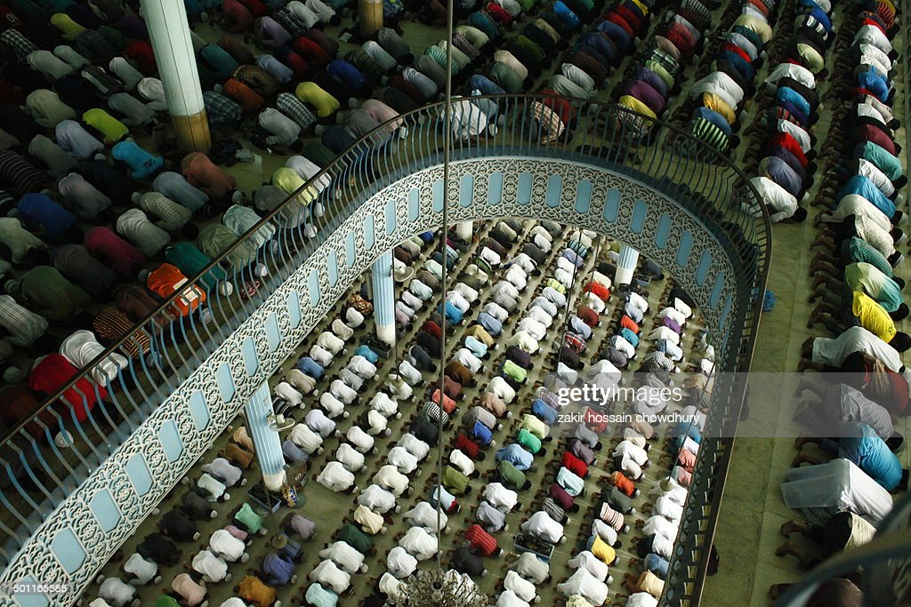Shab-e-Barat marked across the Muslim world : Stock Photo