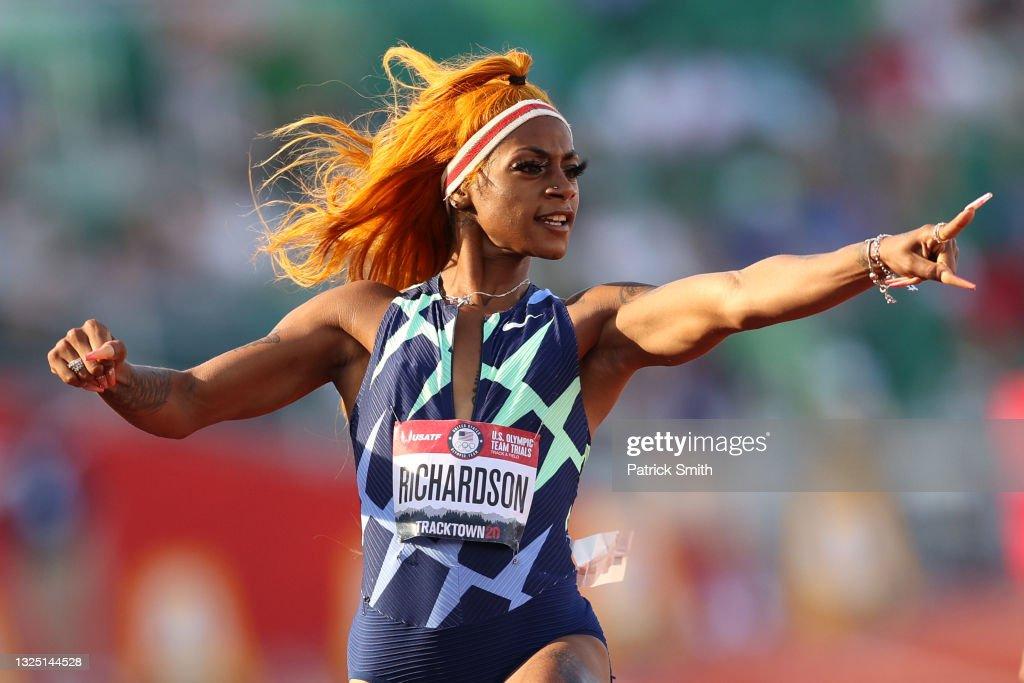 Sha'Carri Richardson – Is weed doping?