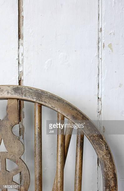 Bretterbude-Stuhl