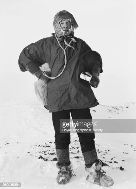 Shackleton Antarctica October 1902 National Antarctic Expedition 19011904
