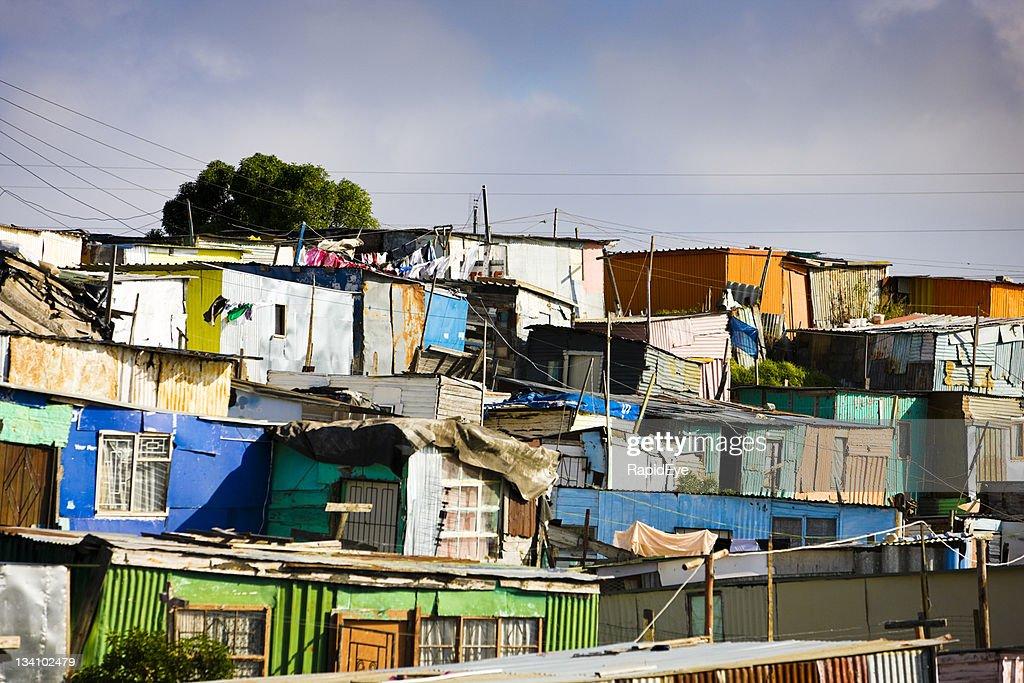 、南アフリカの家 : ストックフォト