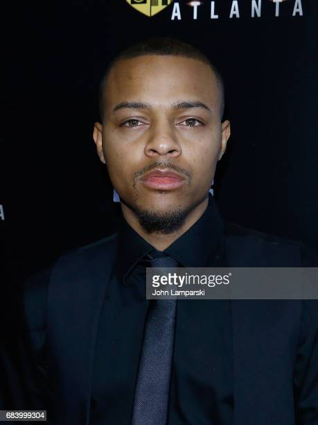 Shad Moss aka Bow Wow attends ' Growing Up Hip Hop Atlanta' New York premiere at iPic Theater on May 16 2017 in New York City