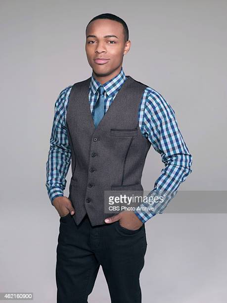 Shad Moss as Brody Nelson on the CBS drama CSI CYBER scheduled to premiere on the CBS Television Network on Wednesday March 4 2015