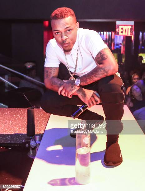 Shad Moss at LIV nightclub at Fontainebleau Miami on September 29 2017 in Miami Beach Florida