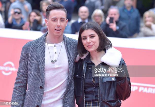 Shade and Federica Carta at Rome Film Fest 2019 Rome October 20th 2019