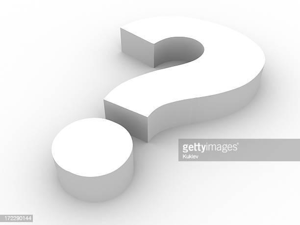 Pregunta símbolo