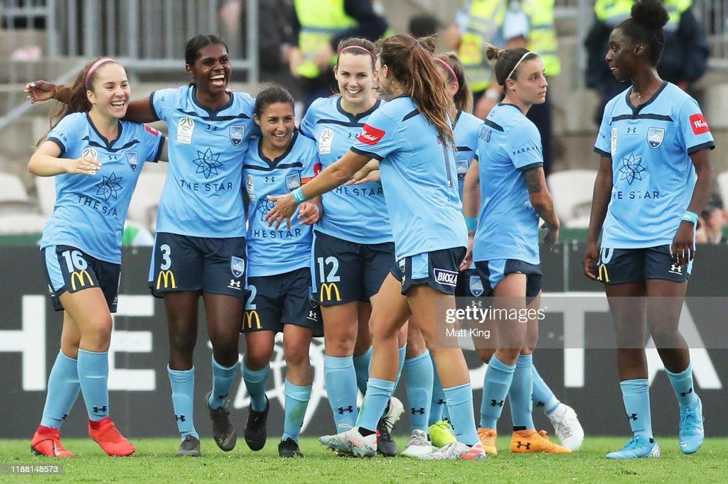 W-League Rd 1 - Sydney v Melbourne Victory : News Photo