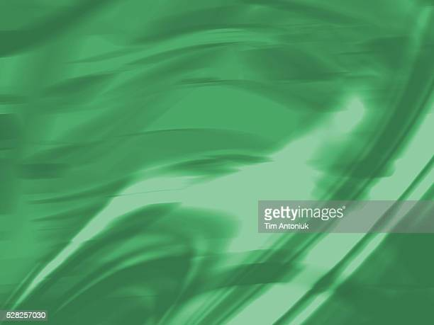 shades of green computer generated design - emerald green stock pictures, royalty-free photos & images