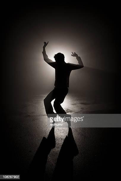 Ombre de danse