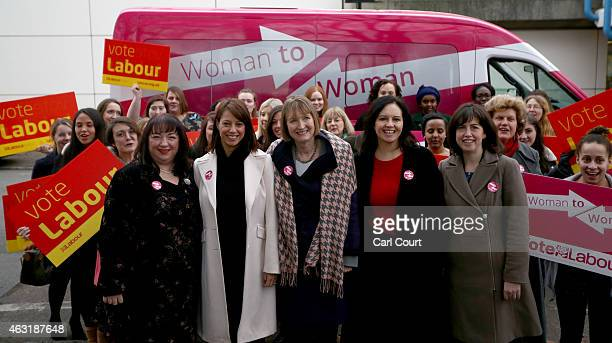 Shadow Equalities minister Sharon Hodgson Shadow Minister for Women and Equality Gloria De Piero Deputy Labour leader Harriet Harman Shadow...