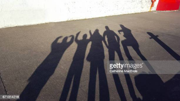Shadow Family Portrait...