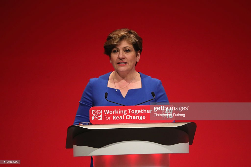 Labour Party Conference - Day Two : News Photo