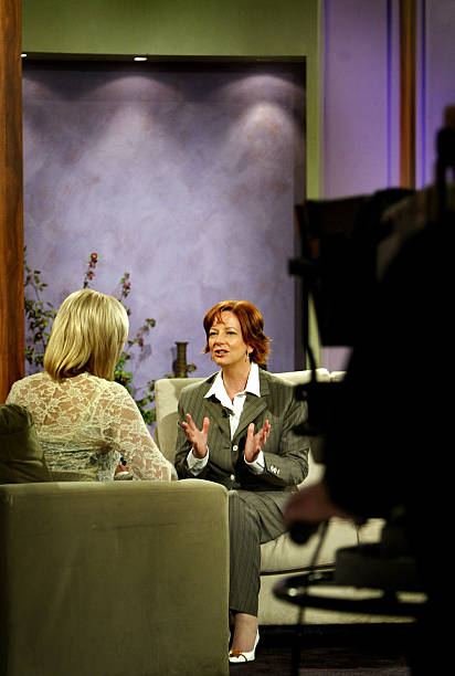 Shadow minister for Health Julia Gillard during an interview on the