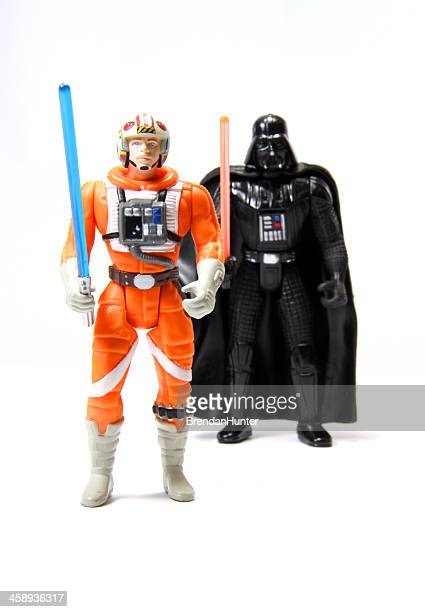 shadow of the father - luke skywalker stock pictures, royalty-free photos & images