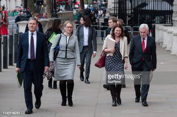 Shadow Secretary of State for Exiting the European Union Keir Starmer Shadow Secretary of State for Business Energy and Industrial Strategy Rebecca...